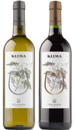 KLIMA - Tzounara Winery